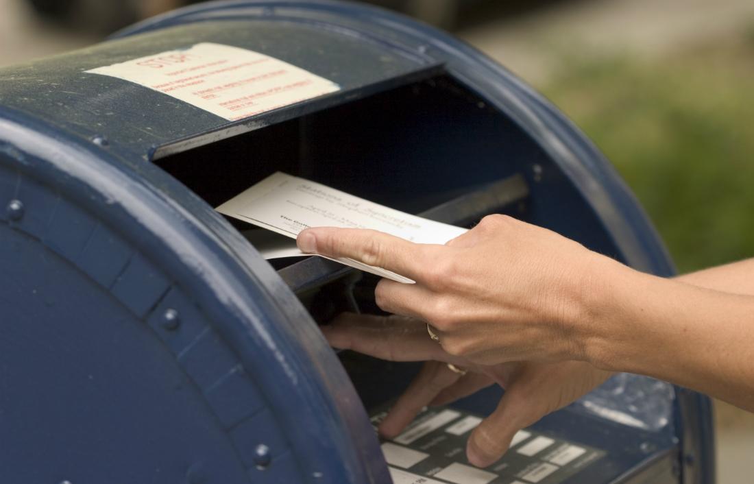 Penalties Mail Box
