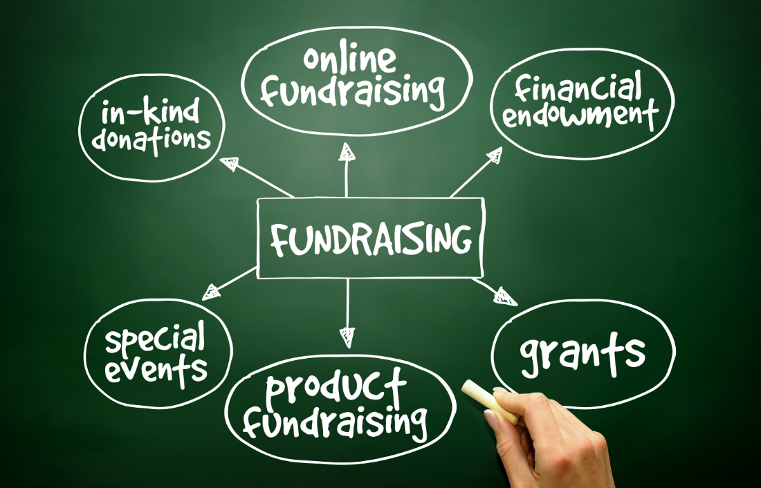 Grants can boost year-end fundraising results