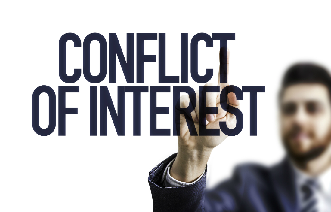 Conflict-of-interest checklist for nonprofits