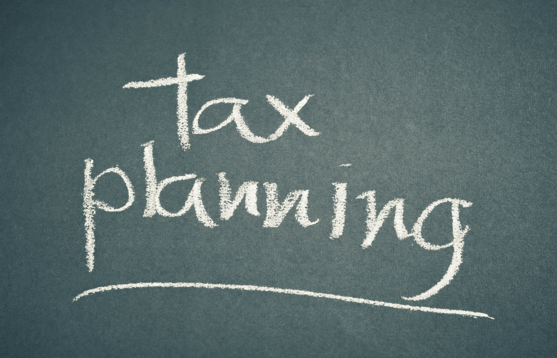 Get started on 2018 tax planning now!