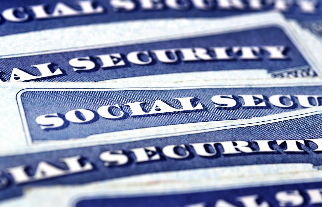 You may have to pay income tax on Social Security benefits
